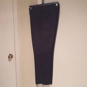 Calvin Klein Men's Dress Pants, Black, Size 34x30